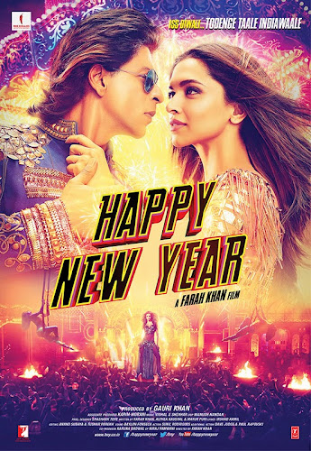 Happy New Year (2014) Movie Poster No. 1