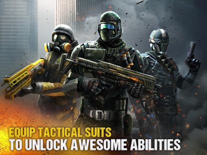 Modern Combat 5: eSports FPS Mod Apk Download