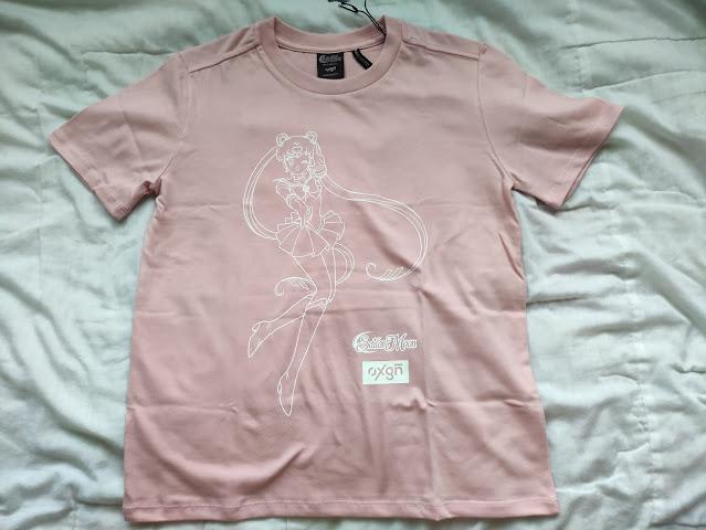 oxgn sailor moon tshirt