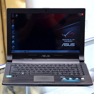 Jual Laptop Gaming ASUS N43S Core i5 Sandy di Malang