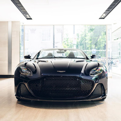 The new DBS Superleggera Volante is a thing of beauty