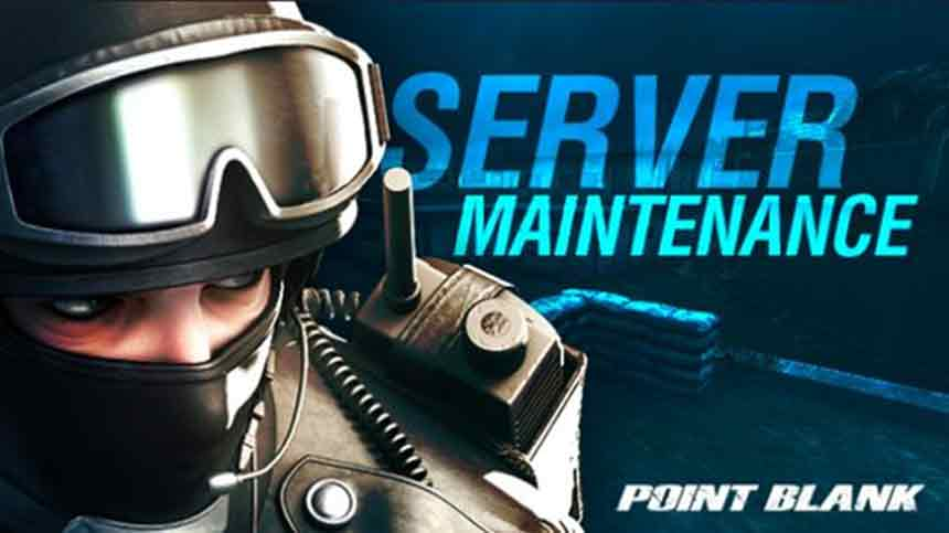 Emergency Maintenance Server PB Garena 16 Juni 2017