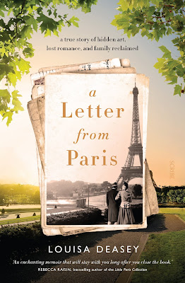 French Village Diaries book review A Letter from Paris Louisa Deasey