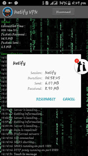 Airtel Free internet trick with netify android vpn handler June  2016