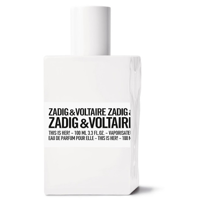Damskie perfumy marki Zadig&Voltaire This is Her