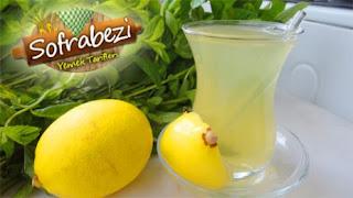 Nane Limon Tarifi
