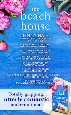 Blog Tour: The Beach House by Jenny Hale