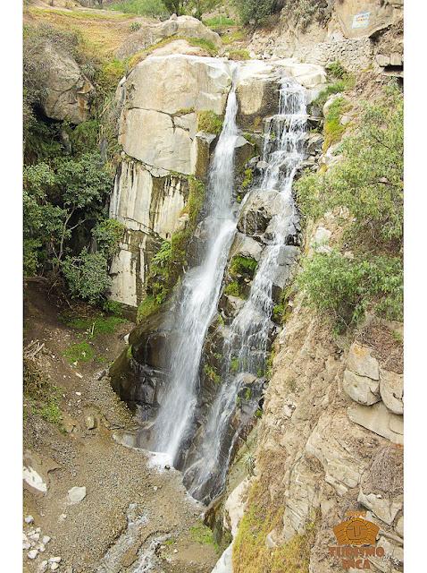 catarata de Huanano
