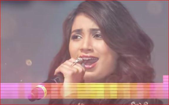 Jani dekha hobe lyrics by Shreya Ghoshal