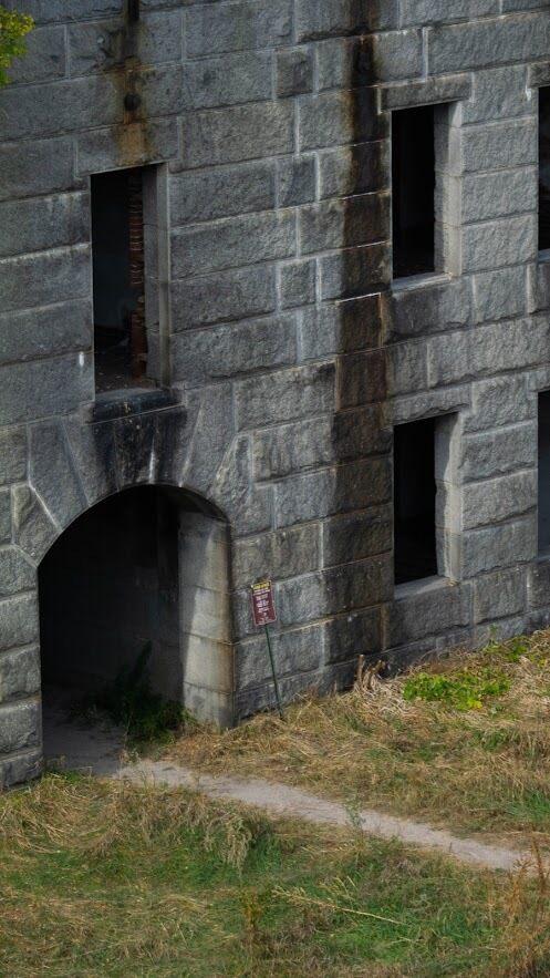Fuerte militar abandonado
