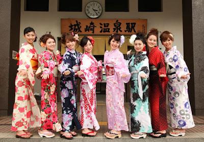 Pakaian Tradisional Wanita Negara Asia Paling Unik di Dunia