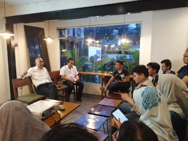 Forum Jurnalis MRT Jakarta Mei 2019