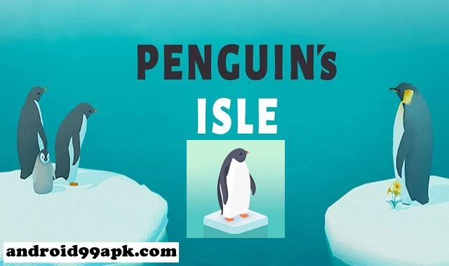 لعبة Penguin Isle v1.25 مهكرة بحجم 76 ميجابايتللأندرويد