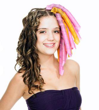 living luxury no heat curls curlformers