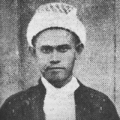 Sejarah K.H Syam'un, Biografi dan Perlawananya