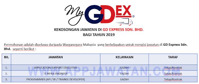 GD Express Sdn Bhd.