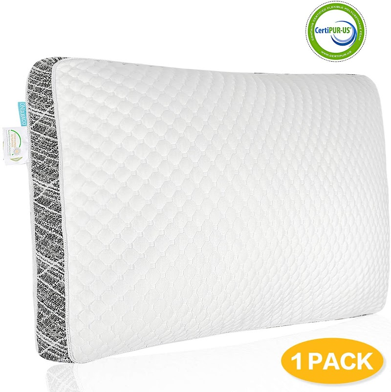 40% OFF  Shredded Gel Memory Foam Bed Pillows