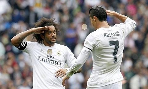 Real sẽ không có cây săn bàn trứ danh Cristiano Ronaldo trong đội hình