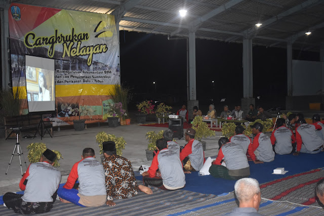 Jaring Aspirasi Nelayan Dengan Cangkrukan Nelayan P2SKP Bulu