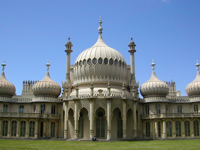 Photograph of Brighton Pavilion