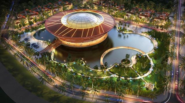 dự án Sunshine Heritage Resort Phúc Thọ Hà Nội cẩm đình xuân phú