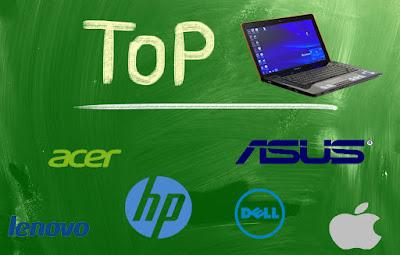 Рейтинг кращих виробників ноутбуків в 2016 році. Топ-8