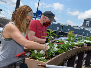 Volunteers needed for spring beautification project