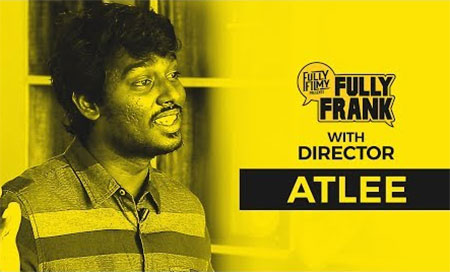 Fully Frank with director Atlee | Mersal