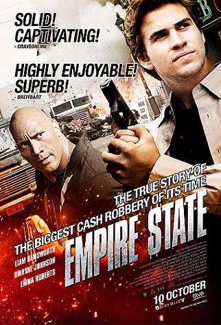 Vụ Cướp Thế Kỷ 2013 - Empire State 2013