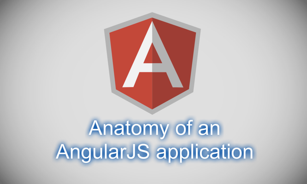 Anatomy of an AngularJS application - [ info ]