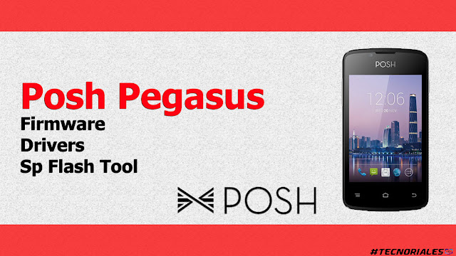 Posh pegasus stock firmware