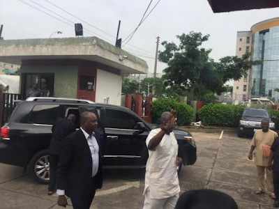 PDP now house of commotion as caretaker committee members take over leadership of the party 333