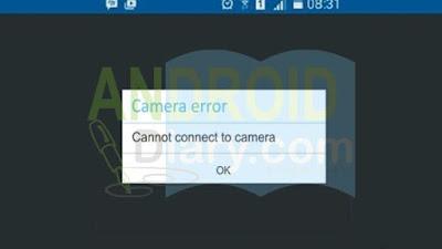 kamera depan ponsel Android tidak berfungsi Cara Mengatasi Kamera Depan Ponsel Android Yang Error