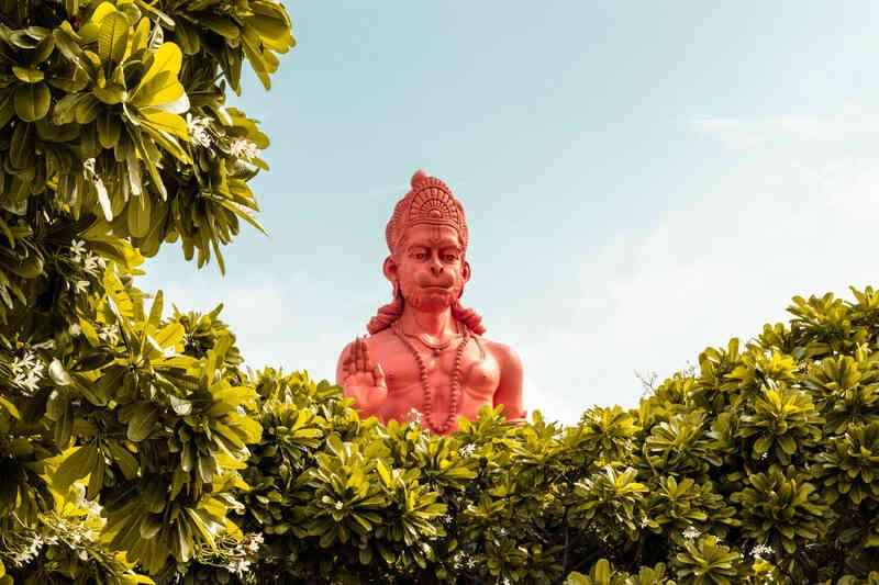 Images of Hanuman Ji
