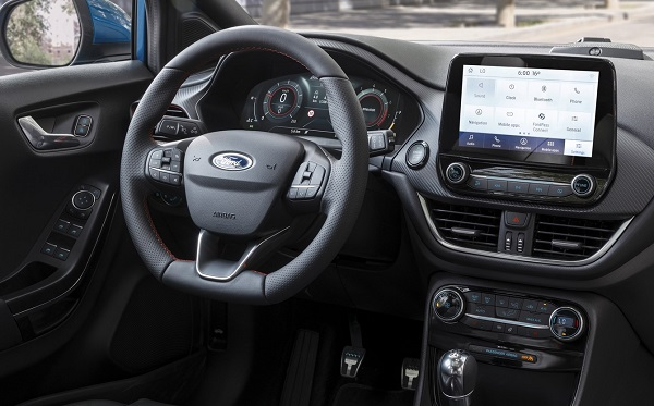 Ford Puma 2020 Interior