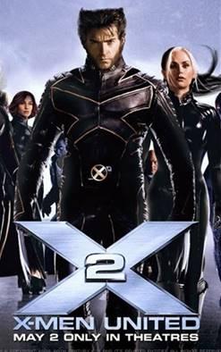 Hugh Jackman en X-2