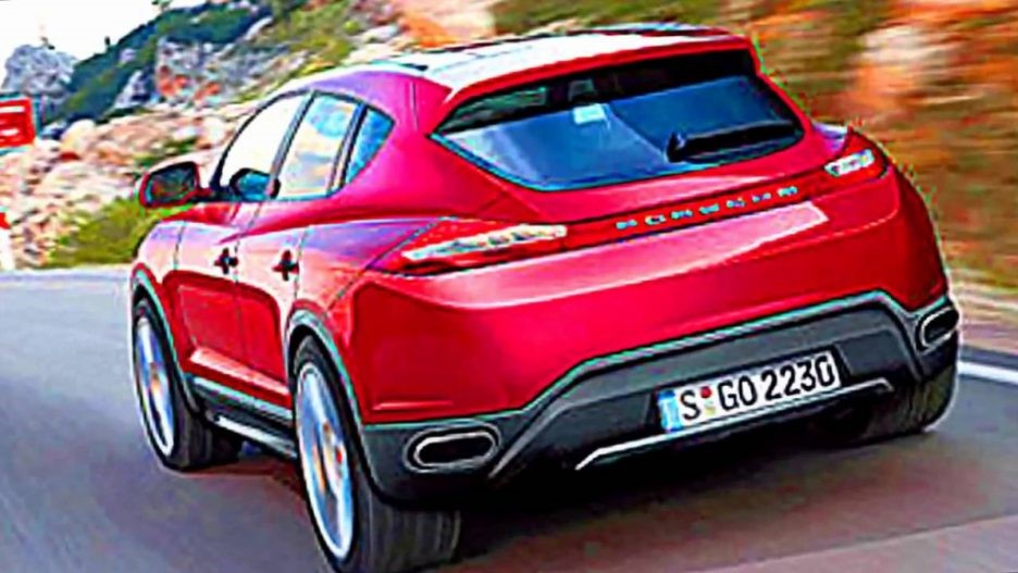 Porsche Cayenne And Macan Coupe Ms Blog