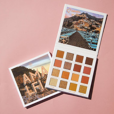 BH Cosmetics brown warm palette