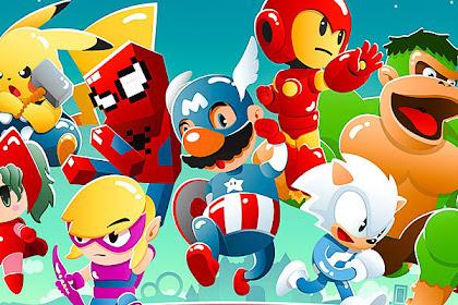 Rekomendasi Game Online Anak untuk Redakan Stres