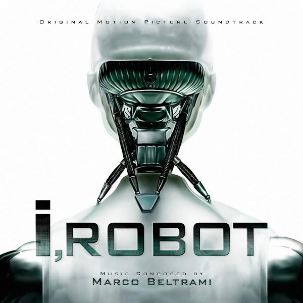 i, robot marco beltrami soundtrack alternate cover