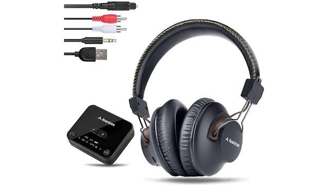 Avantree HT4189 Wireless Headphones