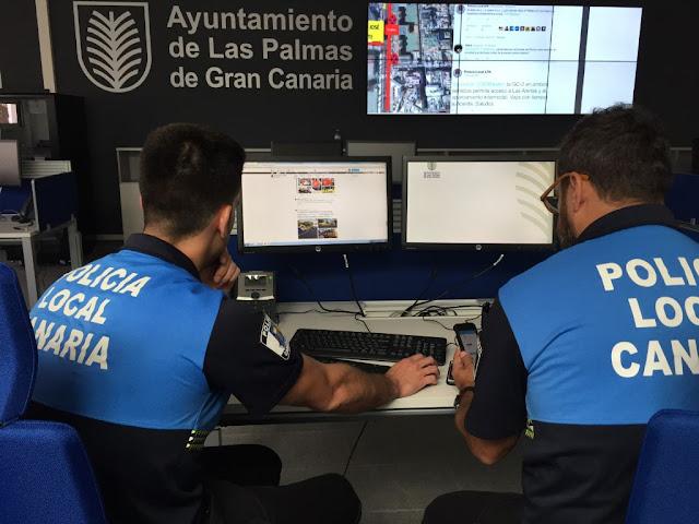 Joven insulta a Policía Local por Twitter realiza trabajo destaqcando  labor policial