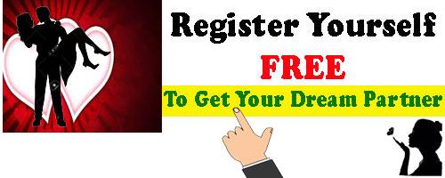 free registration matrimonial site