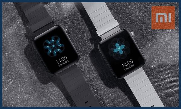 Xiaomi تقلد ساعة Apple Watch | أول ساعة ذكية من شاومي