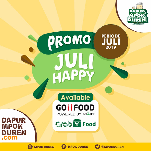 Promo Juli Happy