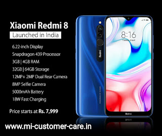 What is the price-review of Redmi 8?