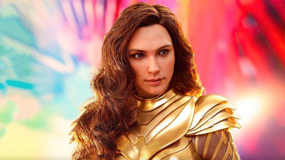 Wonder Woman 1984, Golden Armor, 4K, #3.2317