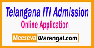 Telangana ITI Admission 2017 Online Telangana ITI Eligibility/Date/Application Form
