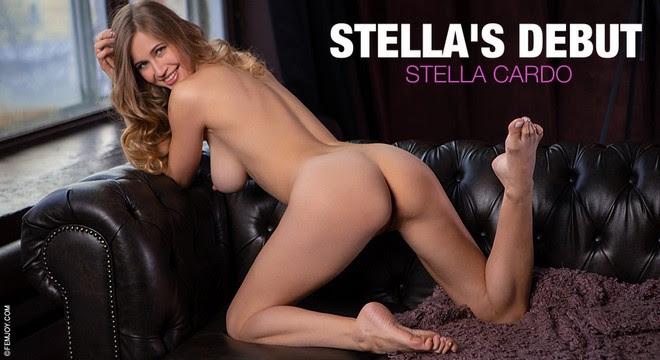[FemJoy] Stella Cardo - Stella's Debut