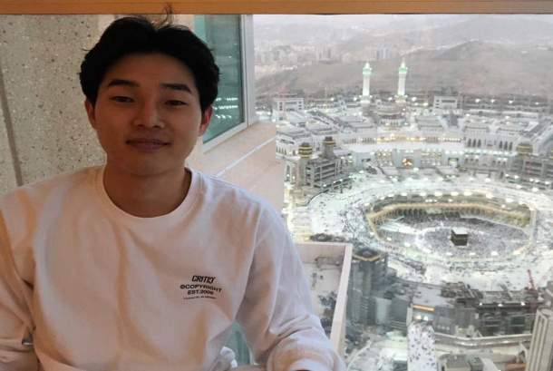Kenal Islam dari Mbah Google, Lee Seong Yong Akhirnya Putuskan Jadi Mualaf